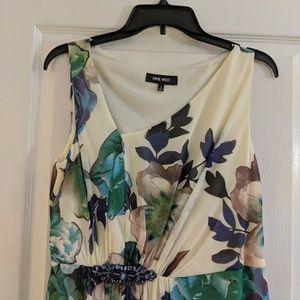 Nine West Size 10 Floor Length Dress